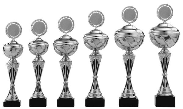 Pokale 6er Serie RF-A1043.1 - A1043.6