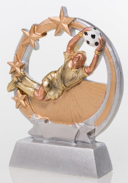Damen-Fußball-Trophäe ST-39299