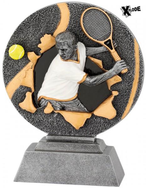 Tennisfigur Herren XPLODE BM-FG1160