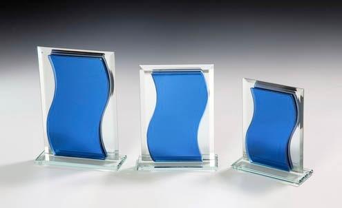 Glastrophäe - in 3 Größen ST-67190 - 92