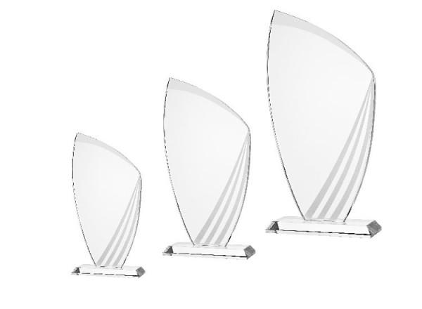 Glastrophäe - 3er Serie BM-W381 - 383