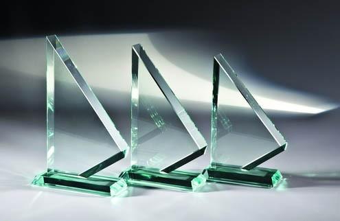 Glastrophäe - in 3 Größen ST-66461 - 63