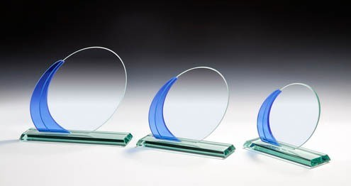 Glastrophäe - in 3 Größen ST-67199 - 201