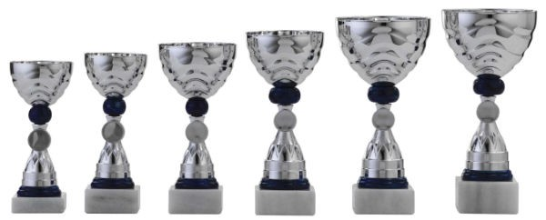Pokale 6er Serie RF A1038.1 - A1038.6