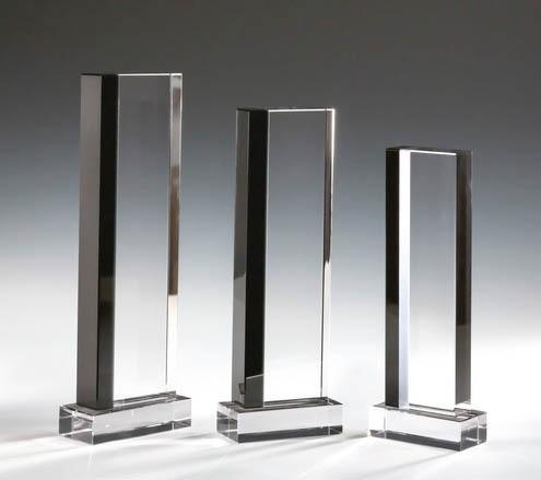 Glastrophäe - in 3 Größen ST-67476 - 78