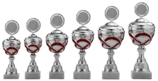 Pokale 6er Serie RF-A1044.1 - A1044.6