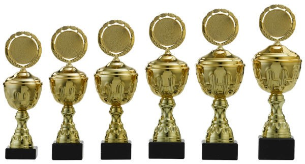 Pokale 6er Serie RF-A1058.1 - A1058.6