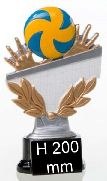 3er Serie Volleyball-Trophäe ST39253-55