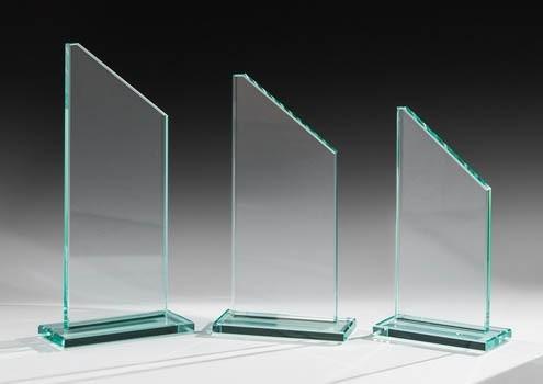 Glastrophäe - in 3 Größen ST-67193 - 95