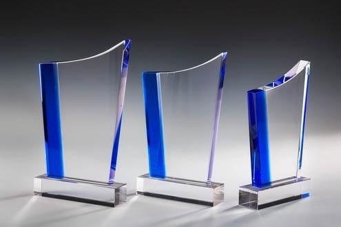 Glastrophäe - in 3 Größen ST-.67411 - 13