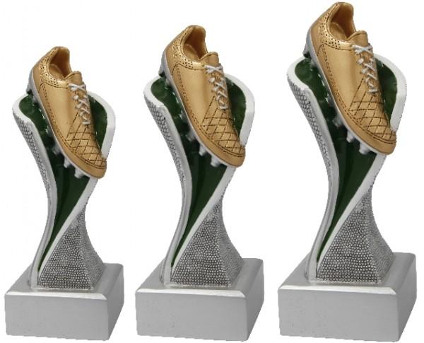 Fußball-Trophäe, 3er Serie, BM-FG4031 - 4033