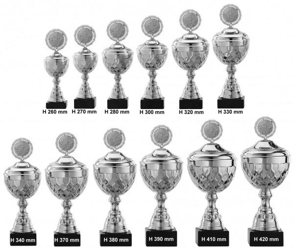 Pokale 12er Serie, RF-A4015.1 - A4015.12