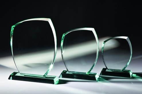 Glastrophäe - in 3 Größen ST-66341- 43
