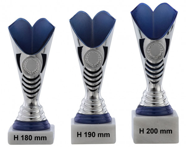 Pokale 3er Serie RF-A1102.1 - A1102.3