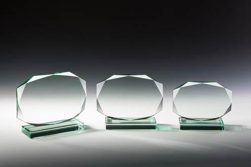 Glastrophäe - in 3 Größen ST-67181 - 83