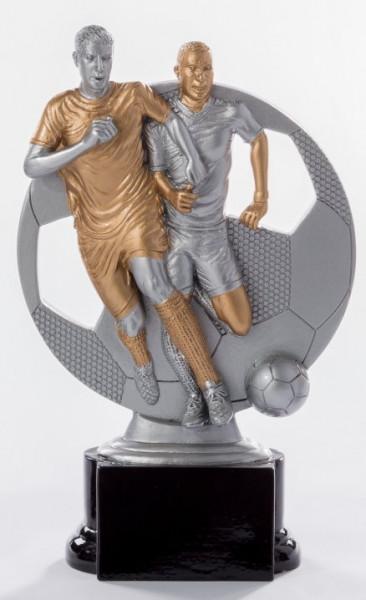 3er Serie-Fußball-Trophäe ST-39103-05