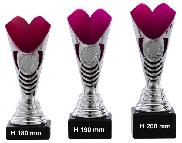 Pokale 3er Serie RF-A1073.1 - A1073.3