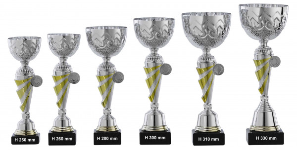 Pokale 6er Serie RF-A1091.1 - A1091.6