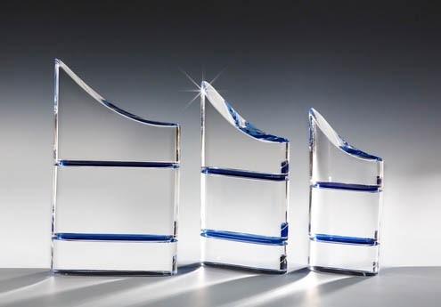 Glastrophäe - in 3 Größen ST-.67461 - 63