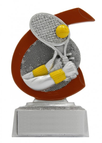 Tennis Trophäe, 100mm, BM-FG-263