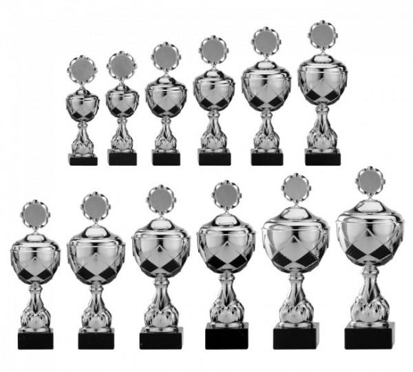 Pokale 12er Serie, RF-A4000.1 - A4000.12