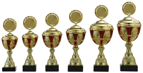 Pokale 6er Serie RF-A1063.1 - A1063.6