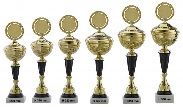 Pokale 6er Serie, RF-A1088.1 - A1088.6