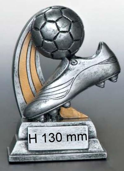3er Serie-Fußballschuh-Trophäe ST38541-43