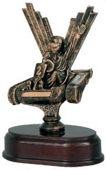 GoKart - Trophäe, 18,5 cm, TR-RFHST406