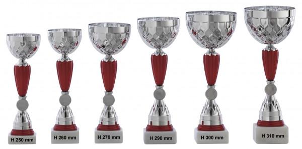 Pokale 6er Serie, RF-A1101.1 - A1101.6